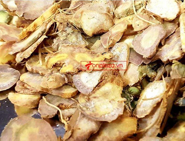Bình 700gr sâm Ngọc Linh thái lát ngâm 6 lít mật ong NS640 5