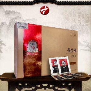 Trà sâm cao cấp Chính phủ KGC Cheong Kwan Jang 100 gói NS743