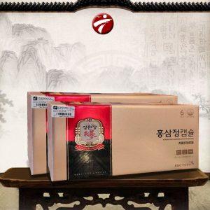 Viên hồng sâm chính phủ KGC Cheong Kwan Jang hộp 300 viên * 600mg NS750